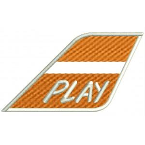 Parche Bordado BABOLAT (Logo)
