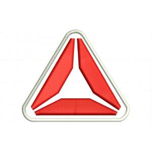 Parche Bordado REEBOK (Logo)