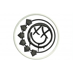 Parche Bordado BLINK-182
