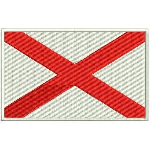 Parche Bordado Bandera IRLANDA DEL NORTE
