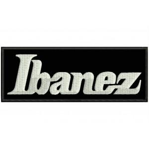 Parche Bordado IBANEZ