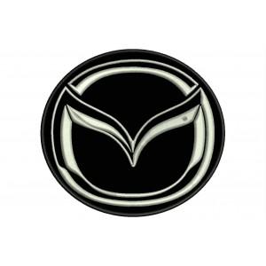 Parche Bordado MAZDA (Logo)