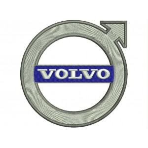 Parche Bordado VOLVO (Logo)